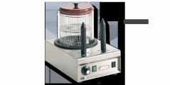 الإسم: Steam sausages device Model: HD20   الوصف: ماكنة نقانق انتاج ايطاليا .. القياسات العامة: العرض 26 سم عمق 38 سم الارتفاع 38 سم الطاقة: 700 واط   عدد الزيارات: 1909